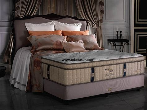 Kasur King Koil Nomor 2 king koil grand classic 35cm firm toko kasur bed murah simpati furniture