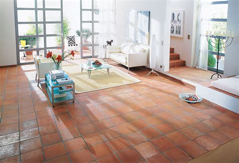 Kitchen Floor Tiles Terracotta How To Choose Quarry And Terracotta Floor Tiles Real Homes