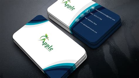 design grafis business card how to design a professional business card in photoshop