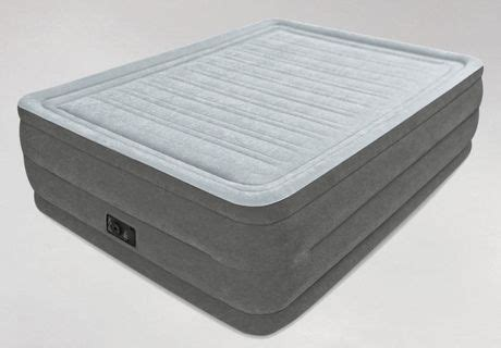 How Much Is A Up Mattress At Walmart by Intex Comfort Plush High Rise Airbed Walmart Ca