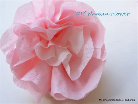 Paper Napkin Folding Flower - image gallery napkin flowers