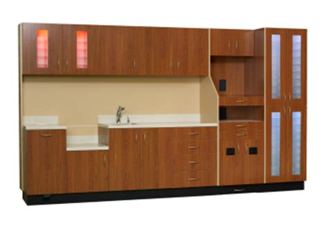 woodway dental cabinetry