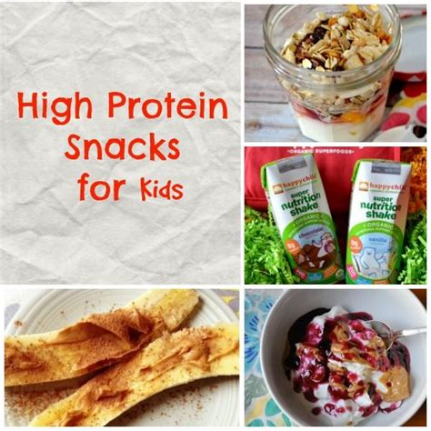 0 protein snacks high protein snacks for