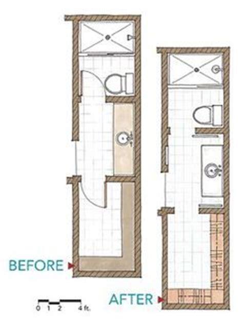 small bathroom floor plans designs narrow bathroom layout