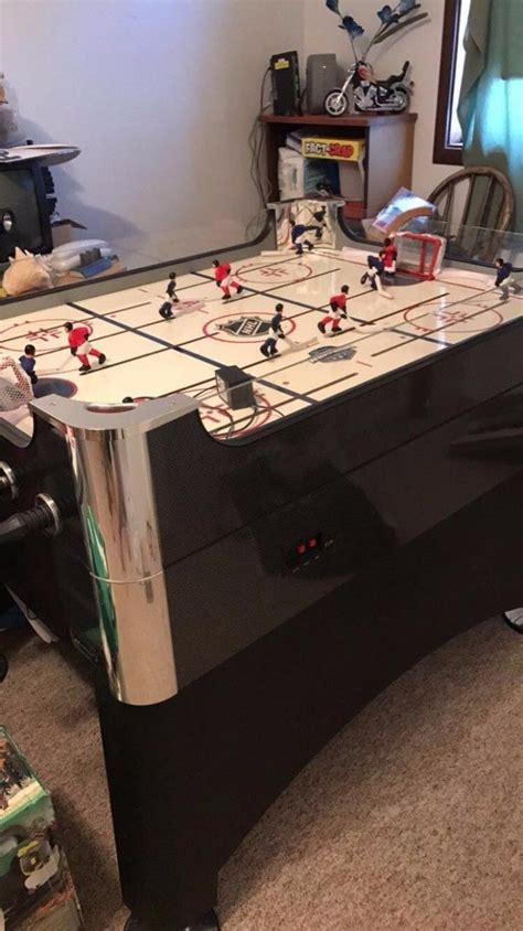 table hockey for sale rod hockey table for sale classifieds