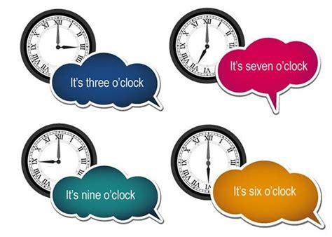 imagenes hora en ingles m 225 s de 25 ideas incre 237 bles sobre decir la hora en