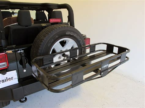 rear cargo rack setups jk forumcom  top destination  jeep jk wrangler news rumors