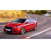 New 2017 Ford Mondeo ST Rendered  YouTube