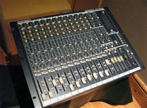 Powered Mixing Desks For Sale by Behringer Mixing Desk For Sale In Kilkenny Kilkenny From
