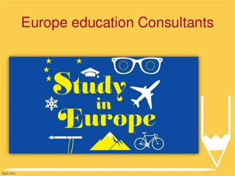 Consultancy For Mba Study In Europe by Study In Europe Study Abroad Europe Study Abroad