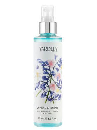 Parfum Yardley bluebell fragrance mist yardley perfume a fragrance for