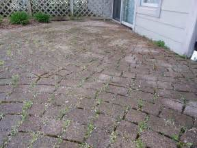 Paver Patio How To Clean Patio Pavers Patio Design Ideas