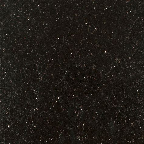 Black Galaxy Countertops by Stonemark Granite 3 In X 3 In Granite Countertop Sle