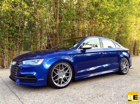 2015 audi s3 blue big projekt audi s3 part 1 big