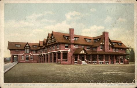 The Bisonte New Santa Fe Hotel Hutchinson Ks