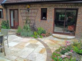 designing your customization patio garden design front