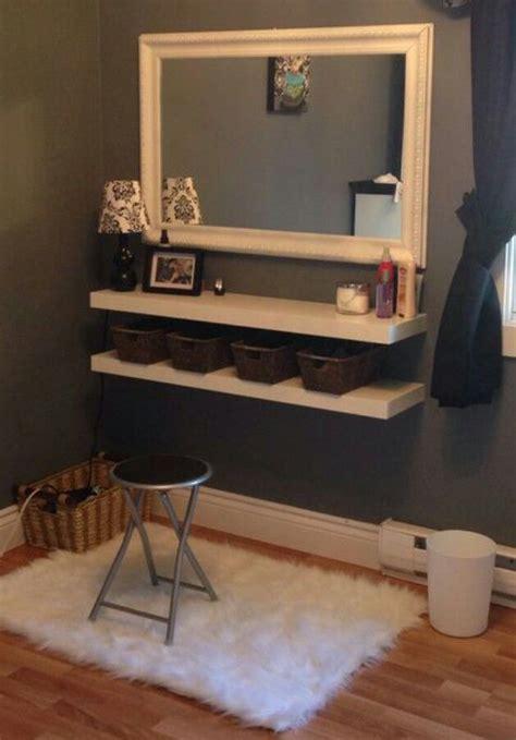 wall mounted vanity wohnung einrichten