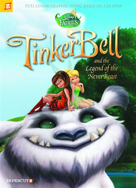 the hollow city a network tale volume 1 books apr151656 disney fairies hc vol 17 tinker bell legend of