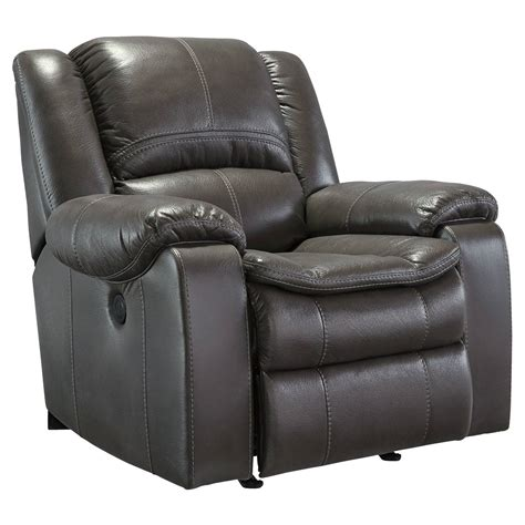 ashley furniture rocker recliner long knight power rocker recliner ashley furniture