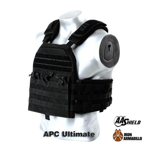 armor corr bullet proof vest iiia iiia vest 26999 apc armadillo plate carrier ballistic tactical molle gear