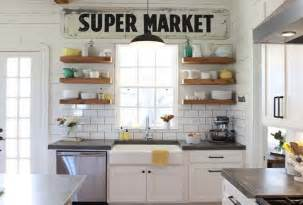 Fixer Upper Kitchen Signs » Ideas Home Design