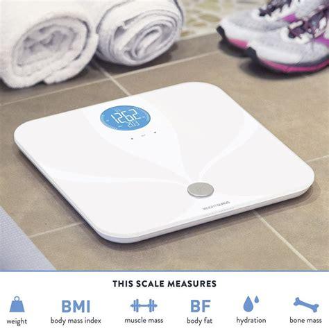 wifi bathroom scale weight gurus wifi smart connected body fat bathroom scale