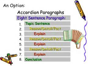Steps To Writing A 5 Paragraph Essay by Step Up To Writing For
