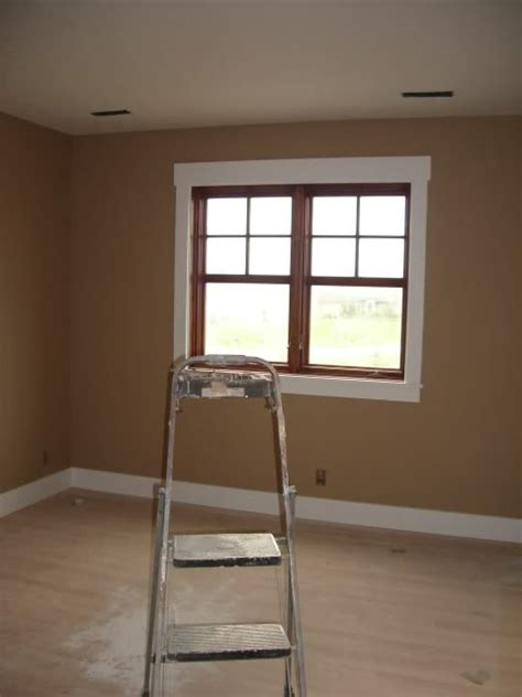 Interior Paint Ideas Trim Craftsman Window Trim Windows Pictures Of