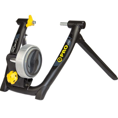 professional trainer supermagneto pro trainer cycleops