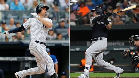 yankees brian cashman s startling prediction on luke yankees brian cashman weighs in on base battle between greg bird luke voit sporting news