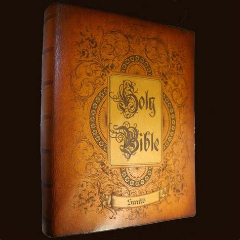 Leather Wedding Bible by 17 Best Images About Artistic Custom Leather Bibles On
