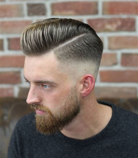 modern pompadour hairstyle what it is how to style it
