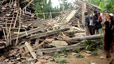 earthquake java today image gallery java indonesia earthquake