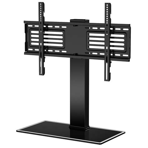 80 Inch Tv Stand With Mount by Fitueyes Universal Tv Stand Pedestal Base Fits Most 32 Quot 60