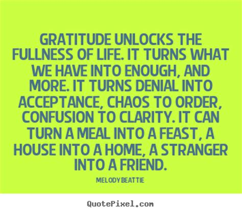 melody beattie quotes design your own poster quotes about gratitude