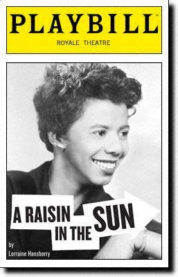 major themes of a raisin in the sun lorraine hansberry idealistic ambition s