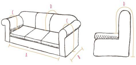 confeccion de fundas para sofas confecci 243 n de fundas para sof 225 s casa encantada