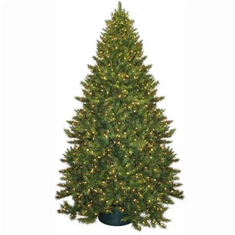 9 ft pre lit tree general foam 9 ft pre lit carolina fir artificial
