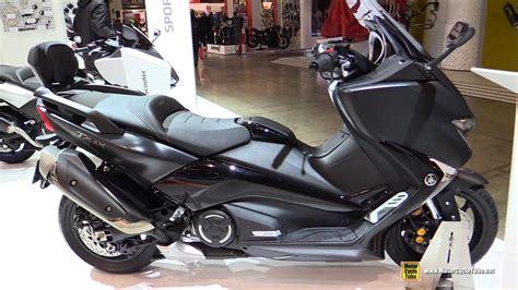 Aufkleber Yamaha Tmax by 2017 Yamaha Tmax 530 Dx Walkaround Debut At 2016 Eicma