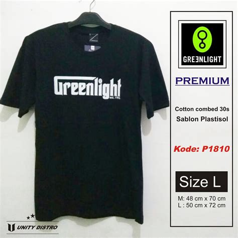 Kaos Distro Greenlight 12 jual grosir kaos distro premium greenlight harga murah
