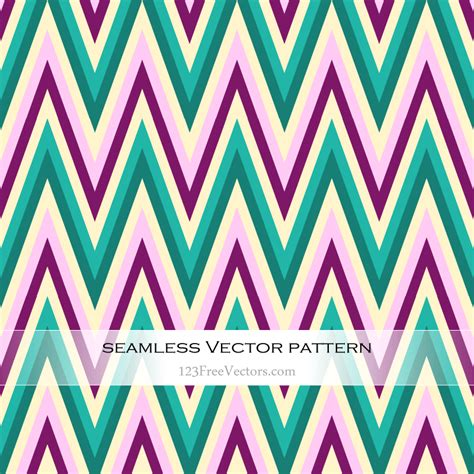 zig zag pattern illustrator download seamless zigzag pattern vector background download free