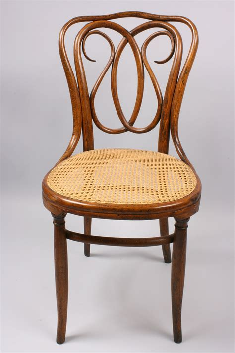 Bent Wood Chair Lot 146 J Amp J Kohn Bentwood Chair