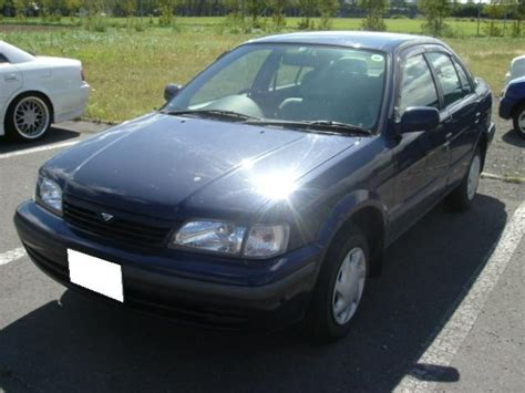 Toyota Tercel 1999 1999 Toyota Tercel Pictures 1500cc Gasoline Manual For