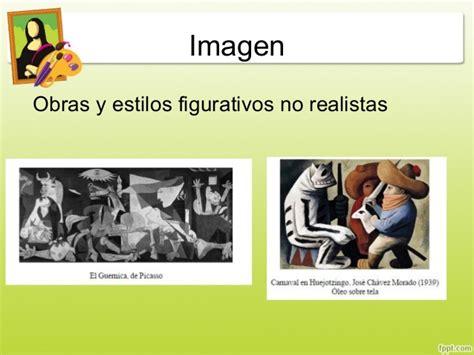 imagenes no realistas definicion artes visuales 2 bloque