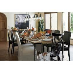 alcometti dining tables crate and barrel