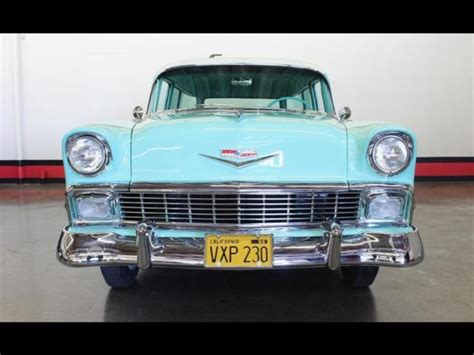 chevy 150 wagon 2dr hardtop tri five belair nomad original frame rotisserie for sale in