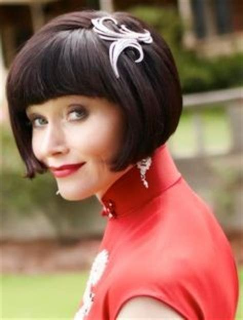 essie davis bob haircut miss fisher s murder mysteries quotes quotesgram