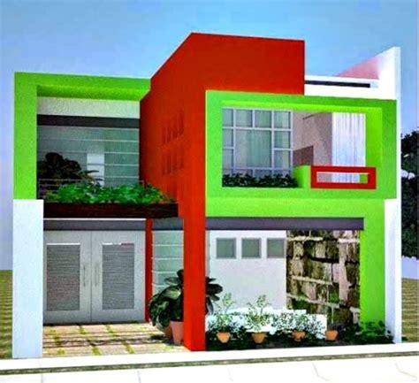 ketahui warna cat rumah  baik menurut islam bagian luar