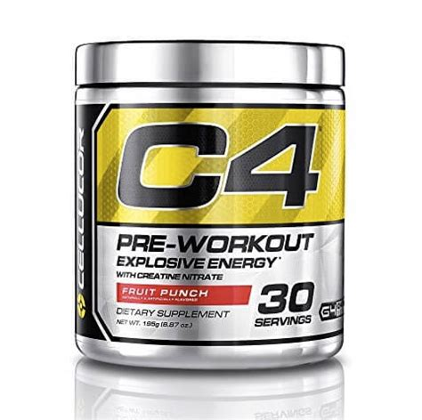 cellucor c4 ripped pre workout pembakar lemak