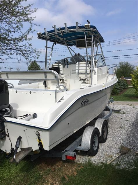 cobia boat manuals cobia 2001 for sale for 15 000 boats from usa